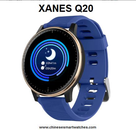 XANES Q20 Smartwatch