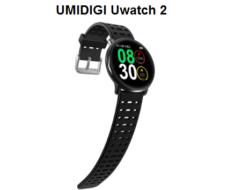 UMIDIGI Uwatch 2 Smartwatch Pros and Cons