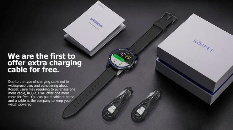 Vision 4G Smartwatch