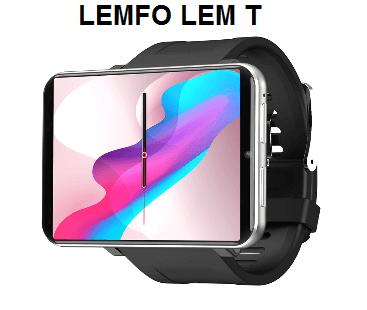LEMFO LEM T 4G LTE Smartwatch