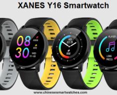 XANES Y16 Smartwatch Pros and Cons