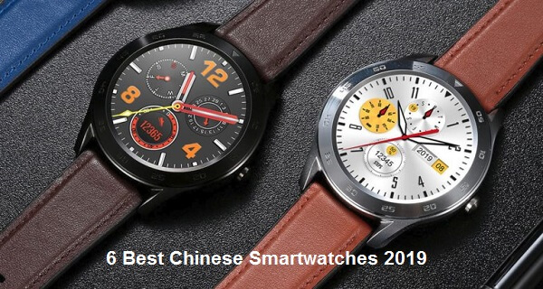 Chinese Smartwatch