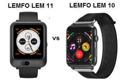 LEMFO LEM 11 VS LEMFO LEM 10
