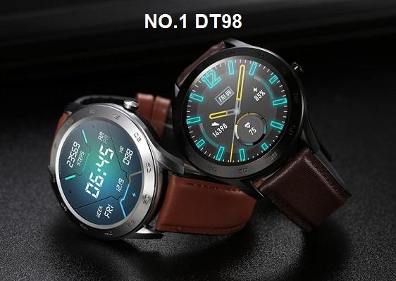 NO.1 DT98 ECG Smartwatch