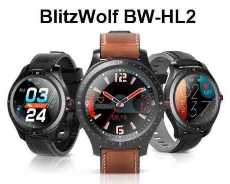 BlitzWolf BW-HL2 SmartWatch