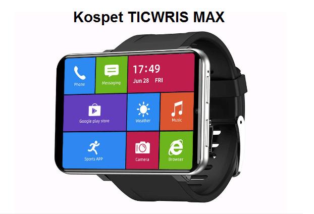 Kospet TICWRIS MAX