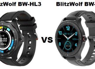 BlitzWolf BW-HL3 SmartWatch