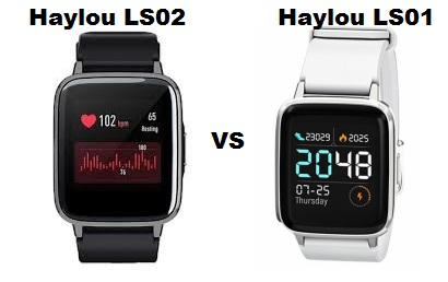 Haylou LS02 Vs Haylou LS01