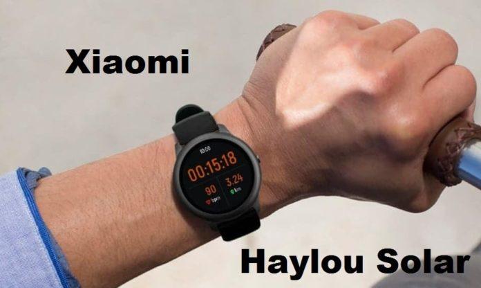 Xiaomi Haylou Solar