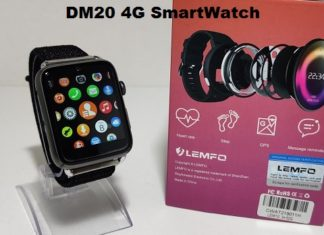 SENBONO DM20 4G Smart Watch