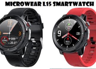 Microwear L15 SmartWatch