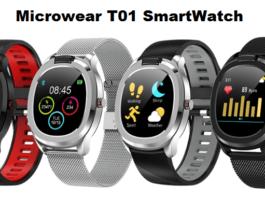 Microwear T01 Smartwatch