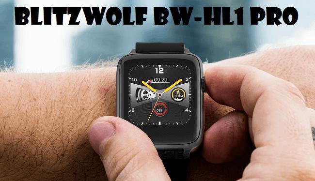 BlitzWolf BW-HL1 Pro SmartWatch