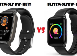 BlitzWolf BW-HL1T VS BW-HL1