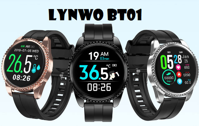 LYNWO BT01 Smartwatch