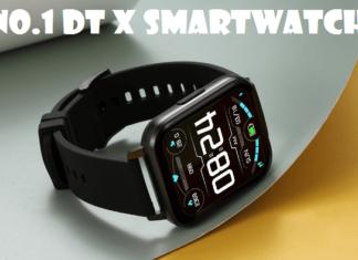 NO.1 DT X SmartWatch