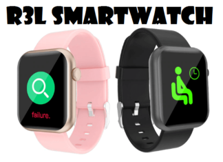 R3L SmartWatch