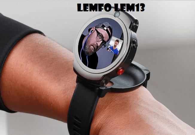 LEMFO LEM13 4G SmartWatch