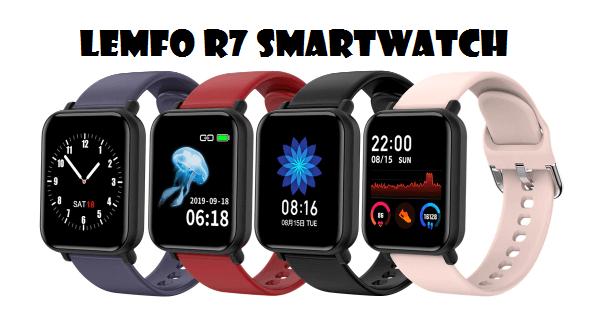 Lemfo R7 Smartwatch