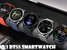 NO.1 DT55 Smartwatch
