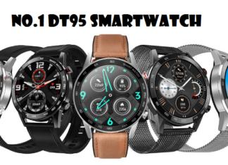 NO.1 DT95 SmartWatch