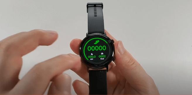SG3 ECG Smartwatch