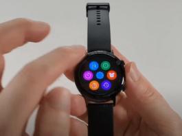 SG3 New ECG Smartwatch