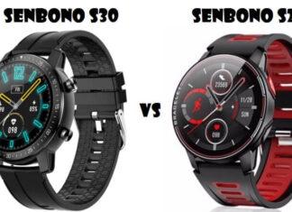 Senbono S30 VS Senbono S20