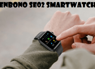 Senbono SE02 SmartWatch