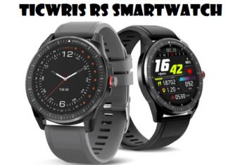 TICWRIS RS SmartWatch