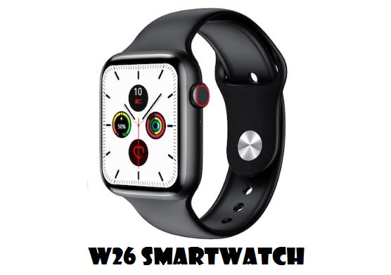 Lemfo W26 Smartwatch