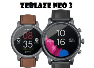 Zeblaze NEO 3 Smartwatch