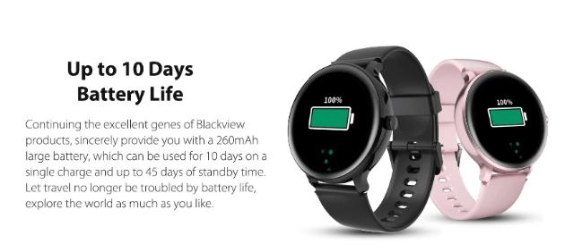 BlackView X2 Watch
