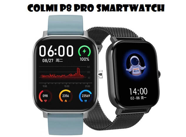 COLMI P8 Pro SmartWatch
