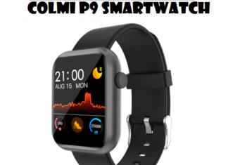 COLMI P9 smartwatch
