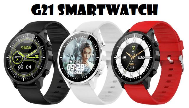 G21 SmartWatch