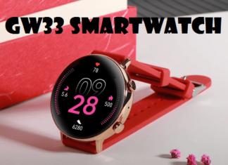 GW33 Smartwatch