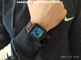 Lenovo S2 smartwatch review