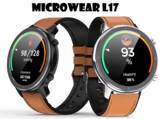 MicroWear L17 SmartWatch