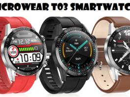 MicroWear T03 SmartWatch