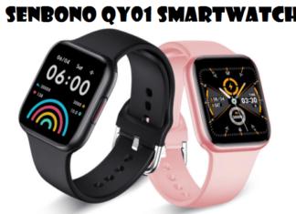 SENBONO QY01 SmartWatch
