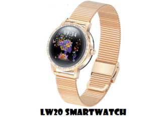 LW20 SmartWatch is a Greet Gift For Girls
