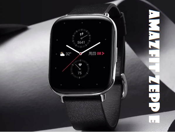 Amazfit zepp E smartwatch