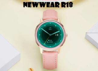 Newwear R18 Smartwatch