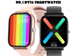 NO.1 DT36 smartwatch