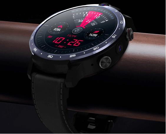 LEMFO LEM12 PRO 4G Smartwatch