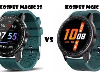 Kospet Magic 2S Vs Kospet Mgic 2