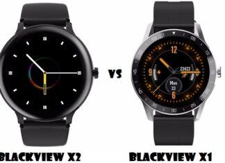 BlackView X2 VS Blackview X1