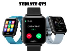 Zeblaze GTS SmartWatch