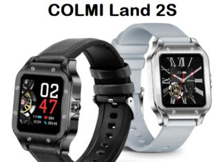 COLMI Land 2S Smartwatch